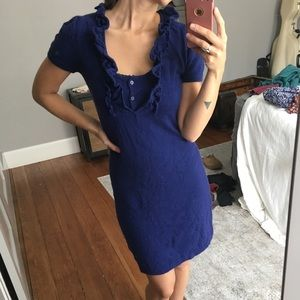 Cashmere J Crew Dress